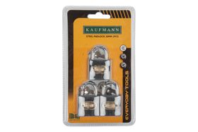 Kaufmann - 3 Piece 30mm Steel Lock Set