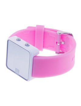 Always-Push Rainbow Pink Unisex Watch - Small