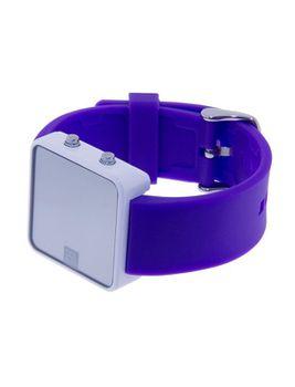 Always-Push Rainbow Purple Unisex Watch - Small