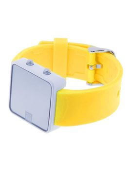 Always-Push Rainbow Yellow Unisex Watch - Small