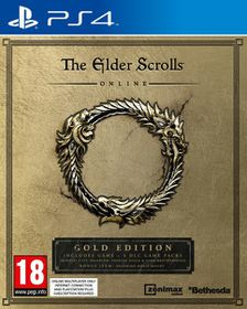 The Elders Scroll Online: Gold Edition (PS4)