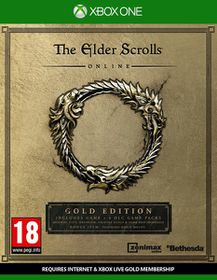 The Elders Scroll Online: Gold Edition (Xbox One)