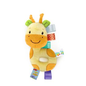 Taggies - Cosy Rattle Pal - Giraffe