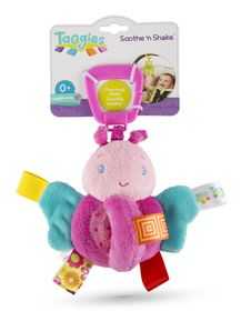 Taggies - Soothe 'N Shake - Butterfly