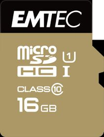 EMTEC MicroSDHC 16GB Class 10 Plus