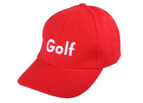 Volkswagen Red Golf Cap