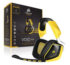 Corsair Gaming Void Wireless Se Gaming Headset (Yellow)