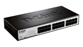 D-Link Dgs-1024D 24-Port Gbe Unamanaged Switch