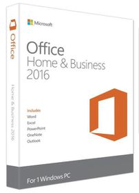 Office 2016 Home And Business Edition