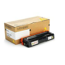 Ricoh Spc252He Yellow Toner 6000 Pages @ 5% Idc.