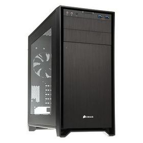 Corsair Obsidian 350D M-ATX Case; Black; Windowed