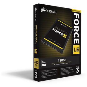 Corsair CSSD-F480GBleb Force Le 480GB 2.5'' SSD