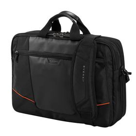 Flight Checkpoint Friendly Laptop Bag; Fits To 16'