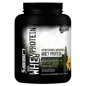 SSN Whey Protein 2kg - Banana Toffee
