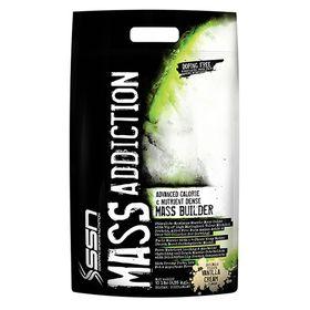 SSN Mass Addiction4 5.5kg - Vanilla Cream