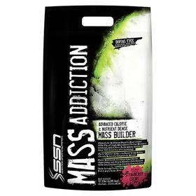 SSN Mass Addiction4 5.5kg - Strawberry Cream