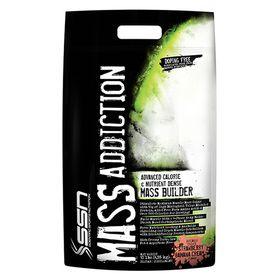 SSN Mass Addiction4 5.5kg - Strawberry Banana Cream