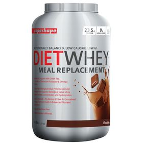 Supashape Diet Whey 1.82kg - Chocolate