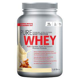 Supashape Pure Whey 750g - Vanilla Toffee