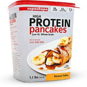 Supashape Protein Pancakes - Banana Toffee