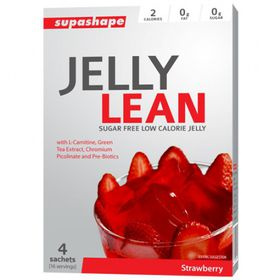 Supashape Lean Jelly - Strawberry