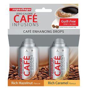 SupaShape - Cafe Infusions - Hazelnut / Caramel