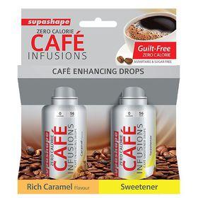 SupaShape - Cafe Infusions - Caramel / Sweetener