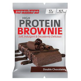 Supashape High Protein Brownie - 65g - Box of 6