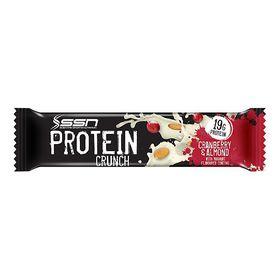 SSN High Protein Bar - 16 x 65g (Box) - Almond & Cranberry