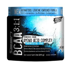 SSN - BCAA Instantised - Unflavoured 200g