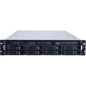 Chenbro 8-Bay 2U High Performance - 8 Port 6Gb/S Mini-Sas Bp 3.5'' Trays