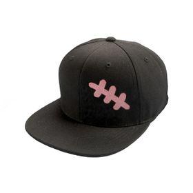 Bun&Bunee Scar Cap - Black