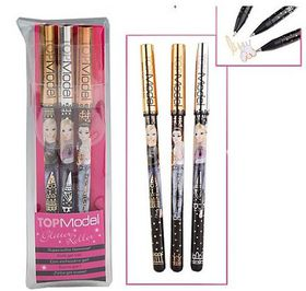 Top Model Metallic Gel Pen Set