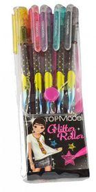 Top Model Glitter Roller Pens
