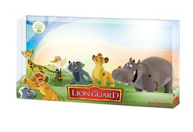 Bulllyand The Lion Guard Deluxe Set