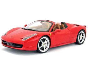 Burago 1/24 Ferrari 458 Spider - Red