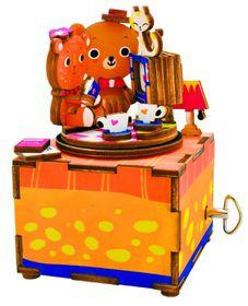 Robotime Love Story Music Box