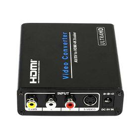 HDCVT 4K AV/SV to HDMI Converter