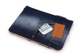 "Cowboy 9"" To 10.1"" Universal Book Cover - Blue Denim"