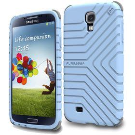 Puregear Samsung Galaxy S4 Griptek Powder - Blue