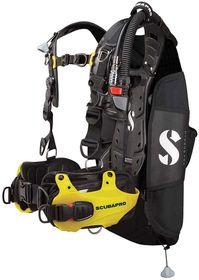 ScubaPro Hydros Pro Yellow Scuba Diving BCD