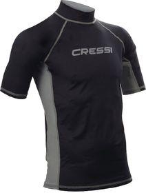 Cressi Rash Guard Mens Short Sleeve T-Shirt