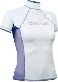 Cressi Rash Guard Ladies Short Sleeve T-Shirt