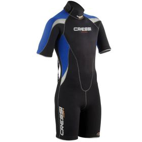 Cressi Med Shorty Mens Scuba Diving Wetsuit