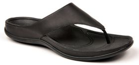 Strive Maui Thong Sandal - Black