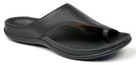 Strive Capri Thong Sandal - Black
