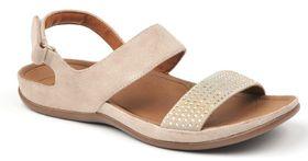 Strive Isla Strap Sandal - Oxford Tan