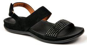 Strive Isla Strap Sandal - Black