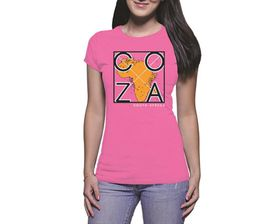 OTC Shop COZA Ladies T-Shirt - Fuchsia