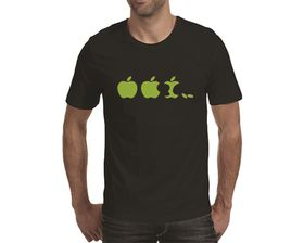 OTC Shop Demolished Fruit Men's T-Shirt - Black